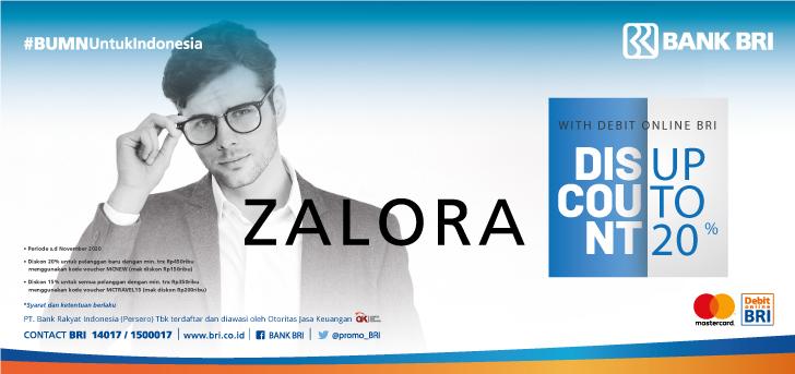 Promo Bri Promo Debit Online Bri Di Zalora